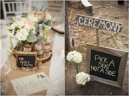 Country Wedding Decoration Ideas Image Gallery Photo On Nice Simple Decorations