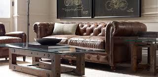 Restoration Hardware Sleeper Sofa Leather by Restoration Hardware Kensington Sofa Trend As Sectional Sleeper