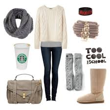 The Various Options For Cute School Outfits Winter Polyvore Images