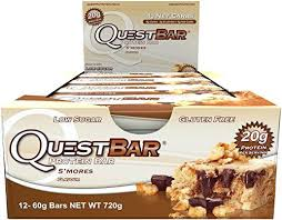 Quest Nutrition Protein Bar No Birthday Cake