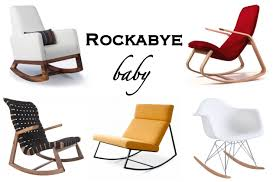 Rockabye Baby | Dotspots&carrots Vitra Eames Plastic Armchair Rar Dark Maple Vitra Miniature Offwhite La Chaise The Conran Shop Lar Black Competion Win An Rocking Chair From Rocking Chairs Whats Their Story Original Herman Miller Parchment Arm Shell Chair Dr Wong Wire History Fniture History Exam 3 Flashcards Reac Japan Design Interior Collection 112 Lounge Ottoman