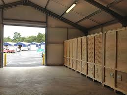 Low Cost Crate And Warehouse Storage Cornwall