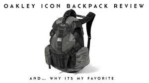 Oakley Kitchen Sink Backpack Camo by Oakley Backpack Review Youtube