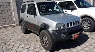 Chevrolet Jimny 2004 Todoterreno en Quito Pichincha prar usado