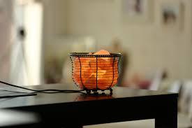 Ionic Salt Lamp Recall by Himalayan Ionic Natural Salt Basket Lamp Tall Walmart Com
