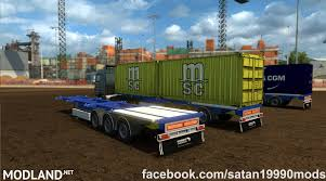 TMP - Schmitz SCF 24 Mod For ETS 2 Renault Premium With Autoload V20 Farming Simulator Modification Cm Truck Beds At Tmp Innovate Daimler 00 Trailer Ets2 Oversize Load 2 R 12r 130 Euro Simulator Chemical Cistern Mods Youtube Speeding Freight Semi Truck With Made In Sweden Caption On The Jumbo Pack Man Fs15 V11 Cistern Chrome V12 Trailer Mod
