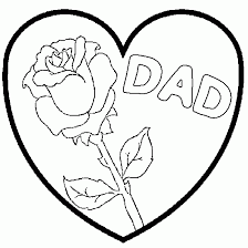 Printable Heart Flower Coloring Pages Cooloringcom