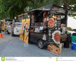 PATTAYA, THAILAND - MAY 8, 2018: Food Trucks Are Selling Food And ... Joasis Food Truck Osprey Nokomis Florida Chamber Of Commerce Book Unique Street Caters Feast It 8 New Appetizing Eateriesonwheels To Taste Test At Truckn I Like The Peekaboo Window Display Cupcake Options Beside Meltdown Cheesery Toronto Trucks Dessert United San Diego The Buffalo News Food Truck Guide Sweet Hearth Riya Mehta Waffle Packaging Culture In Brisbane Student Life