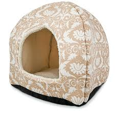 Poochplanet Dog Bed by Petsmart Dog Beds Paw Cozy Cave Enclosed Cube Pet Bed Bedroom