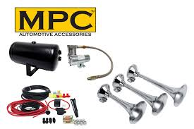 Train Horn Kit Air Horns For Car & Truck 120 Air System | EBay Best Train Horns Unbiased Reviews Model Hk6 Triple Horn Kit Kleinn Air Hornblasters Install Oh What A Blast Photo Image Gallery Hornblasters Tank Truckin Magazine Benefits Information Amazoncom Behemoth Trumpet Viair 150psi 275c Denali Soundbomb Compact Revzilla Nathan Airchime K6 Stage 5 Real Youtube Conductors Special 244 Nightmare Edition Attention Getter