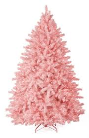 Tabletop Fibre Optic Christmas Tree by 66 Best Pink Christmas Trees And Decorations Images On Pinterest