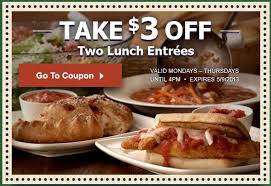 Olive garden deals Thanksgiving deals 2018