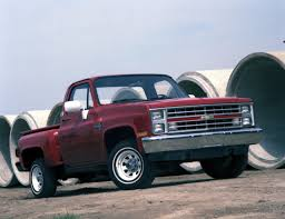 100 History Of Trucks Great Moments In Chevy Torque ChevroletForum