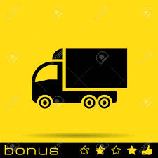 100 Truck Sign Icon Royalty Free Cliparts Vectors And Stock