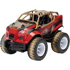 100 Red Monster Truck San Francisco 49ers Toy