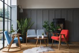 100 Modern Interiors Ten Essential Items For MidCentury Rose And Grey