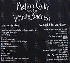 Thirty Three Smashing Pumpkins by Smashing Pumpkins The U0027mellon Collie And The Infinite Sadness