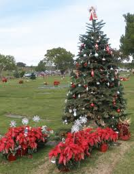 Its Not Unusual To See Full Sized Christmas Trees Nativity Scenes Poinsettia Plants Flowers Candy Canes Bows Wreaths Toys And Wrapped Packages