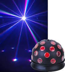 American DJ Mini Tri Ball II Light Effect