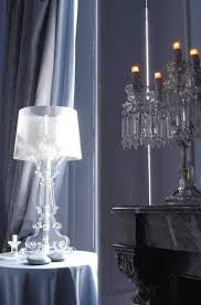 Kartell Bourgie Lamp Silver by Kartell Philippines Gallery