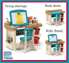 Step2 Art Easel Desk Uk by Win A Child U0027s Studio Art Desk Coombe Mill