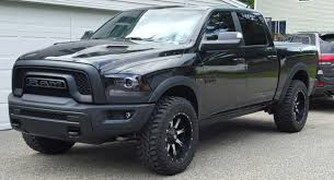 100 Blacked Out Truck Out A Few More Things Ram Rebel Forum