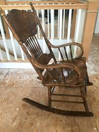 Antique Wooden Rocking Chairs – Plumquick.co Sold Antique Mission Style Rocking Chair Refinished Maple And Leather Adams Northwest Estate Sales Auctions Lot 12 Vintage Wood Mini Rocker 3 Vintage Wood Carved Rocking Chairs Incl 1 Duck Design Seat Tell City Company Love Seat Projects In Childs Wooden Refurbished Autentico Bright White Victorian W Upholstered Back Wooden Chair Ldon For 4000 Sale Shpock With Patchwork Design On Backrest Batley West Yorkshire Gumtree Child Doll Red Checked Fabric
