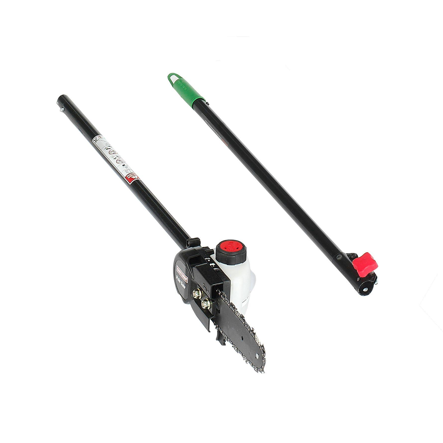 Craftsman 79246 Pole Saw Attachment - for Gas Trimmers, 11'
