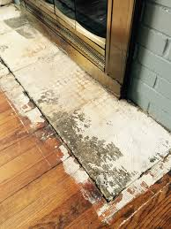 Removing Asbestos Floor Tiles Ontario by How Do We Remove Thinset Hearth Com Forums Home