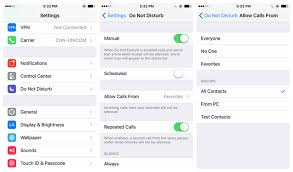 How to Block a Number on iPhone 6s 6 5s 5 4s