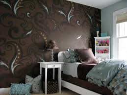 Bedroom Paint And Wallpaper Ideas | Home Design Ideas Wallpaper Design For Living Room Home Decoration Ideas 2017 Samarqand Designer From Nilaya By Asian Paints India Creates A Oneofakind Family In Colorado Design Contemporary Ideas Hgtv The 25 Best Wallpaper Designs On Pinterest Roll Decor The Depot Abstract Blue Geometric Geometric Wallpapers Designs For Interiors 1152 Black And White To Help You Finish Decorating Swans Hibou Mural Bathroom Amazing Modern Wall Story Your Specialist Singapore
