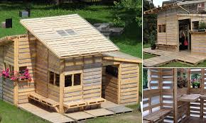 The Homes Made From Discarded Pallets That Could House World