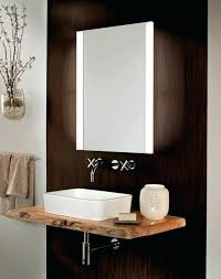 gorgeous medicine cabinet with lights choosepeace me