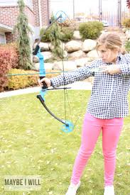 Why A Bow & Arrow Set Is Actually A Really Smart Gift Idea - Maybe ... Archery Bow Set With Target And Stand Amazoncom Franklin Sports Haing Outdoors Arrow Precision Buck 20pounds Compound Urban Hunting Bagging Backyard Backstraps Build Your Own Shooting Range Guns Realtree High Country Snyper Compound Bow Shooting In The Backyard Youtube Building A Walt In Pa Campbells 3d Archery North Plains Family Owned Operated The Black Series Inoutdoor Seven Suburban Outdoor Surving Prepper Up A Simple Range Your