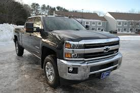 100 Select Truck New 2019 Chevrolet Silverado 2500HD From Your Brunswick ME