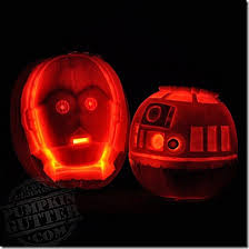 Yoda Pumpkin Stencil by 7 Stunning Star Wars Pumpkin Carvings Between The Pages