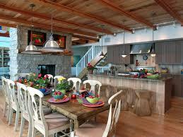 Primitive Kitchen Backsplash Ideas by Unexpected Kitchen Backsplash Ideas Hgtv U0027s Decorating U0026 Design