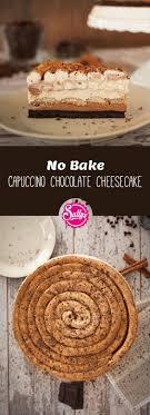 cappuccino schokoladenkuchen ohne backen no bake