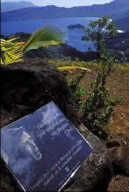 photos des iles marquises la tombe de jacques brel aux iles marquises la musique qui m