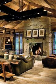 Rustic Living Room Wall Ideas by Amazing Of Fabulous Rustic Living Room Studio Sofield Col 3945