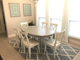 Gray Kitchen Dining Table Furniture In Frisco TX