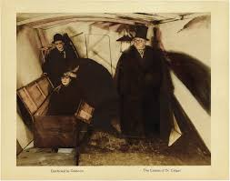 Cabinet Dr Caligari 2005 by German Expressionism In Film Writework