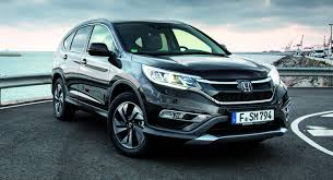 Honda Reportedly Rea s Next Gen CR V For Late 2017