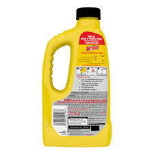 Drano Kitchen Sink Standing Water by Drano Max Gel Clog Remover 42 Ounces Commercial Line Walmart Com