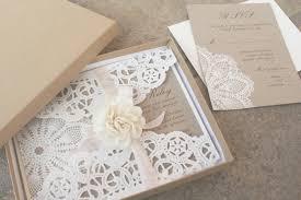 Lace Wedding Invitations To Bring Your Dream Design Into Invitation Have