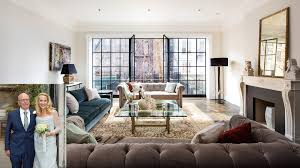 100 Rupert Murdoch Homes Newlywed Lists Exquisite NYC Townhouse Realtorcom