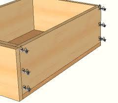construire tiroir tabledetravailgamma