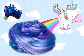 Evre Limited Magical Rainbow Unicorn Poo
