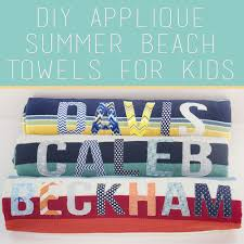 DIY Applique Name Beach Towels Best 25 Beach Towel Ideas On Pinterest Summer Time Day Nwt Pottery Barn Kids Towel Mercari Buy Sell Things You Fun And Funtional Towels Totes Youtube 34112 Croyezstudio Com With And Unique Flamingo Beach Bath 115624 Nwt Teen Surf Dreams Sun Rosegal Ombr Bikini Set By Dloki Liked Polyvore Reversible Awning Stripe Navyseabreeze Hydrocotton Au