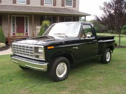 100 Ford Truck 1980 F150 Flareside For Sale Hemmings Motor News